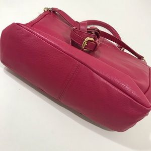 6ebfae72f5c0 RED Valentino Bags - RED Valentino Handbag Pink Bow Flap Leather Medium